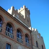 Il castello di Tavoleto