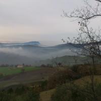 La nebbia e la R. di San Marino