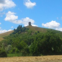La torre di Cotogna