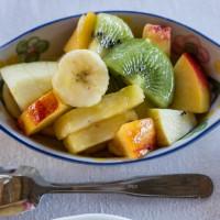 La frutta della mattina